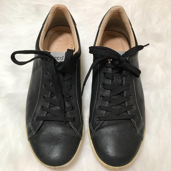 Ecco Soft Retro Sneaker Mens Lace Up